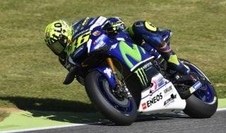 """MotoGp, Rossi: """"Sfortunato ad Assen, ma in Germania voglio rifarmi"""""""