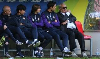 Fiorentina, di Rossi il primo gol. Sousa: ''Contento di dargli un'opportunità''
