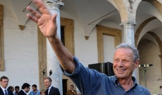 Palermo, Zamparini: ''Voglio Borriello, se cedo lo faccio ai cinesi''