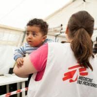 Migranti, Grecia: l'alto prezzo del vaccino anti-polmonite mette a rischio