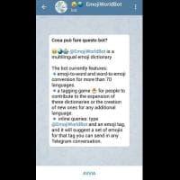 EmojiWorldBot, per capirsi con le faccine in tutto il mondo