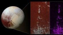 Le mille facce di Plutone: la missione in 10 scatti