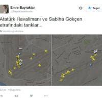 Colpo di Stato in Turchia, occupato l'aeroporto di Istanbul