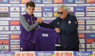 Fiorentina, Hagi jr: ''La pressione non mi spaventa''