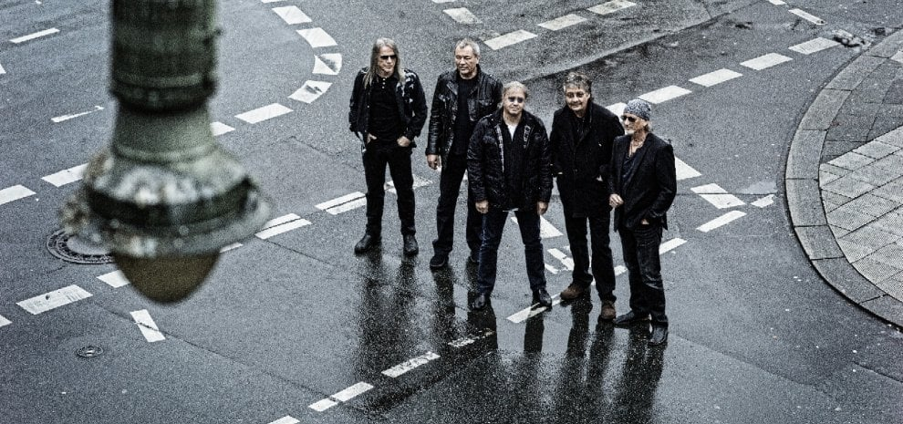 "Deep Purple, parla Don Airey: ""Il rock è un messaggio di pace"""