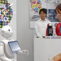 I robot non ruberanno il lavoro ai manager