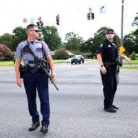 Usa, spari a Baton Rouge contro la polizia