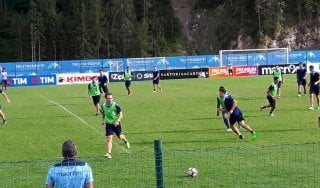 Lazio, sei gol in amichevole: segnano solo i giovani