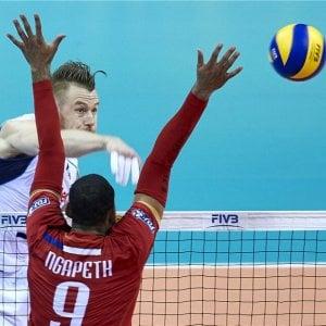 Volley, World League: l'Italia cede anche alla Francia e chiude al quarto posto