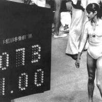 Quaranta anni fa il '10' di Nadia Comaneci: la ragazzina che fece impazzire