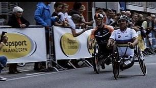 Alex Zanardi verso le paralimpiadi: un docu-film racconta la sua avventura