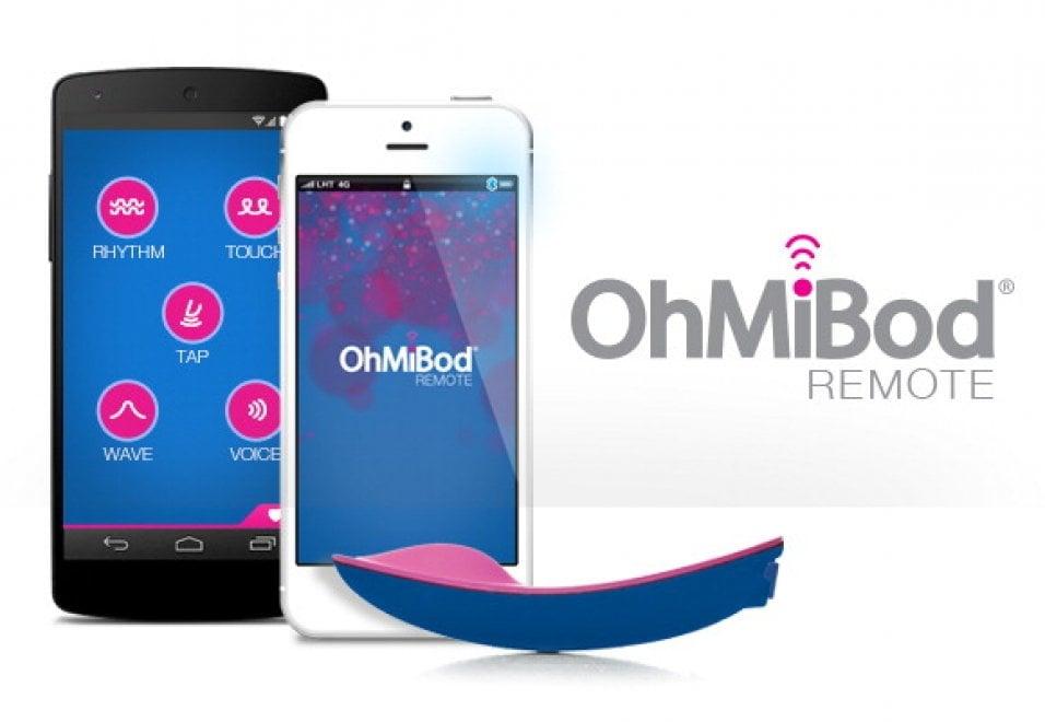 Ohmibod erótico