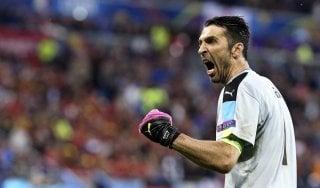 Uefa Best Player: Buffon tra i migliori dieci giocatori d'Europa