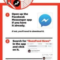 Foto, video, emoji: alle news ora ci pensa BuzzBot
