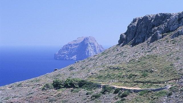 Citera, l'isola di Afrodite -   ft