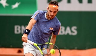Tennis, scommesse: un anno e mezzo di squalifica a Cecchinato