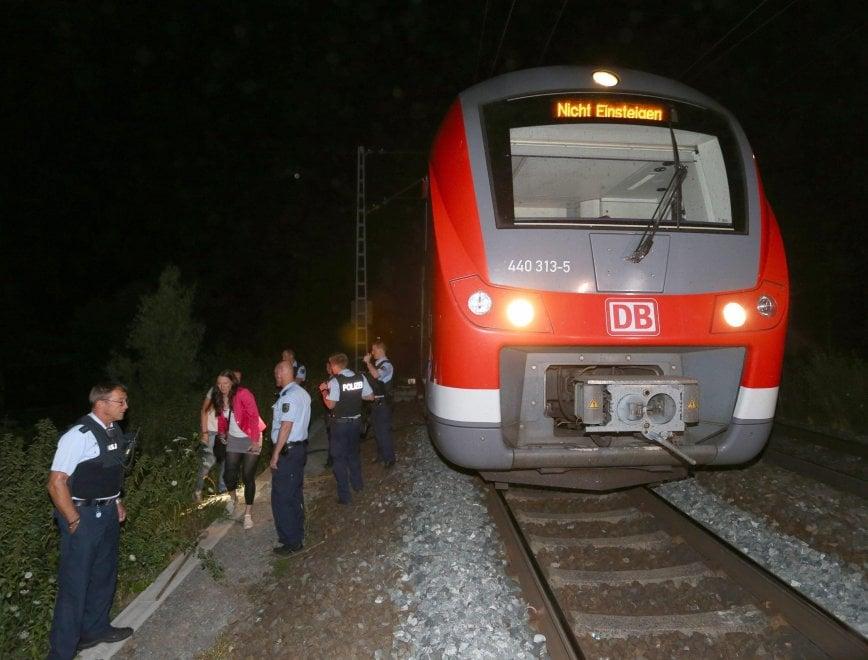 Germania, afgano attacca treno armato di ascia: il luogo dell'assalto