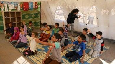 Libano,  sono diventati 250.000  i figli dei siriani fuori dalla scuola