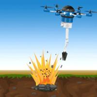 Mine antiuomo, a scovarle ci pensa il drone ''etico''