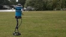Mine antiuomo, il drone ''etico'' le fa detonare