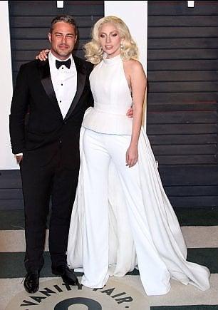 Lady Gaga dice addio a Taylor Kinney