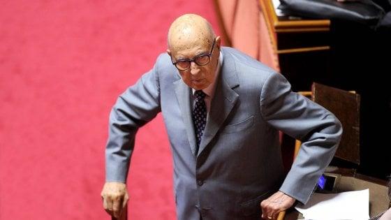 """Anche Napolitano mette nel mirino l'Italicum: """"Via il ballottaggio"""""""