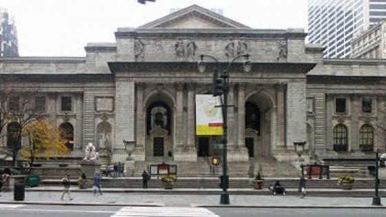 """Gli """"human google"""" della biblioteca di New York che hanno sempre la risposta pronta"""