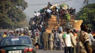 Repubblica Centrafricana, la guerra civile produce altri 15mila sfollati in 30 giorni