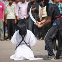 Arabia Saudita, già 99 esecuzioni capitali per decapitazione nel 2016