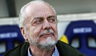 Napoli, De Laurentiis: ''Se Higuain va alla Juve tradisce se stesso''