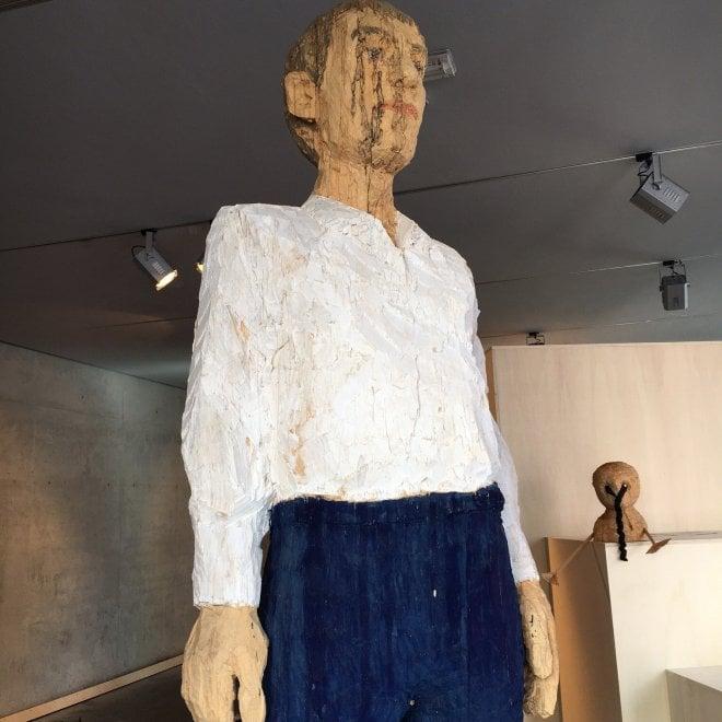 Ortisei, la Biennale dell'arte in legno