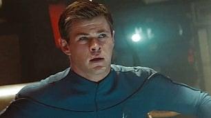 Chris Hemsworth torna con 'Star Trek'. Sarà papà Kirk