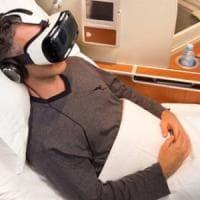 In aereo più comodità ed entertainment: ecco le cabine del futuro