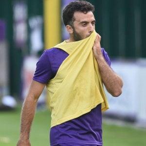 Fiorentina, Rossi e Zarate già da applausi: 2-1 nel test col Trapani