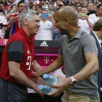Bayern, la prima di Ancelotti all'Allianz e il ritorno di Guardiola