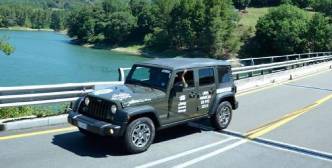 """Una marcia in più"" per Jeep"