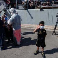 Migranti, un esercito di bambini non accompagnati in ogni sbarco