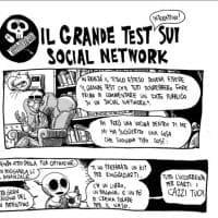 Zerocalcare, la vignetta inedita per Repubblica