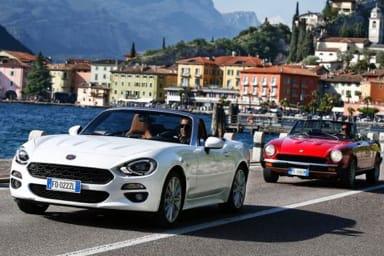 Summer Tour 2016, in giro con Fiat e Alfa