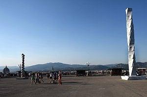 A Firenze il neoromanico di Park Eun Sun