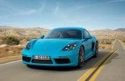 Nuova Porsche 718 Cayman, cambia la compatta coupé di Zuffenhausen
