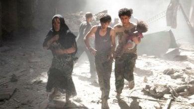 Siria, orrore ad Aleppo: bambino decapitato  da un gruppo armato