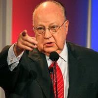 Fox: travolto da scandalo sessuale, Ailes lascia presidenza del gruppo tv di Murdoch