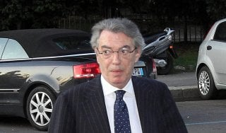 Moratti pensa sempre all'Inter: ora vuole l'ex ad di Unicredit