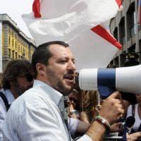 """Salvini boccia Parisi: """"Modello perdente, non ci stiamo"""""""