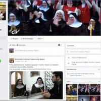 Papa contro i social nei conventi, la pagina Facebook delle suore di clausura