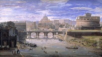 Dalla Spina ai giorni nostri Roma, metamorfosi del Borgo