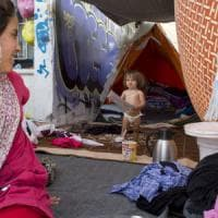 Grecia, bloccati nell'inferno dell' Elliniko camp