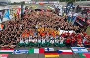 """Al via """"Formula Sae Italy & Formula Electric Italy"""""""