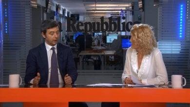 """Il ministro Orlando a RepTv:""""Con l'accordo la prescrizionesarà legge prima dell'estate"""